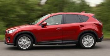 Mazda CX5 Crossover